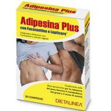 ADIPESINA PLUS 30 COMPRESSE DIETALINE Altri alimenti