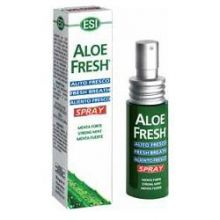ALOE FRESH ALITO FRESCO SPRAY 15ML Spray per l'alito e chewing gum
