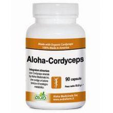 ALOHA CORDYCEPS 90 CAPSULE Tonici e per la memoria