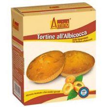 AMINO TORTINE ALL' ALBICOCCA APROTEICHE 210G Altri alimenti aproteici e ipoproteici