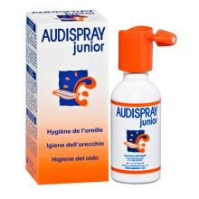 AUDISPRAY JUNIOR SENZA GAS IGIENE ORECCHIE 25ML Spray per le orecchie