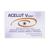 Acelut Vision 30 compresse  Per la vista