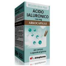 Acido Ialuronico Arkocapsule 20 Capsule Per la pelle