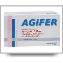 Agifer 12 Stick Da 15ml Polivalenti e altri