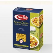 BARILLA FUSILLI 400G Pasta senza glutine