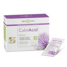 BIOSLINE CALMACID REFLUX 21 BUSTINE Regolarità intestinale e problemi di stomaco