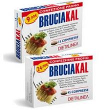 BRUCIAKAL 45 COMPRESSE DIETALINEA Controllo del peso