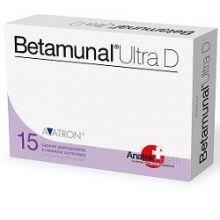 Betamunal Ultra D 15 Capsule Prevenzione CoronaVirus