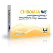CHIROMAN NAC 20 COMPRESSE + 20 CAPSULE Vitamine