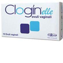 CLOGIN ELLE OVULI 10 PEZZI DA 2G Ovuli vaginali e capsule