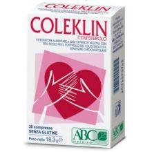 Coleklin Colesterolo 30 Compresse Colesterolo e circolazione