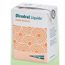 DICODRAL LIQUIDO GUSTO ARANCIA 3 BRIK DA 200ML Integratori Sali Minerali