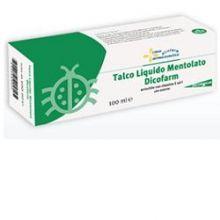 DICOFARM TALCO LIQUIDO MENTOLATO 100ML Prodotti per la pelle