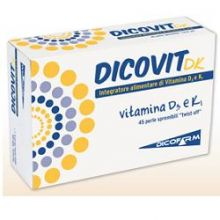 DICOVIT DK 45 PERLE Vitamina D