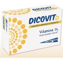 DICOVIT D 45 PERLE Vitamina D