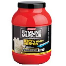 ENERVIT GYMLINE MUSCLE 100% WHEY PROTEIN CONCENTRATE GUSTO BANANA 700G Proteine e aminoacidi