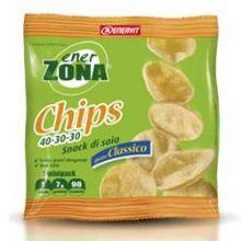 ENERZONA CHIPS GUSTO CLASSICO 5 BUSTINE DA 23G Alimenti sostitutivi