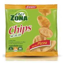 ENERZONA CHIPS GUSTO PIZZA UN SACCHETTO DA 23G Alimenti sostitutivi