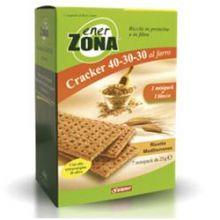 ENERZONA CRACKER GUSTO MEDITERRANEO 7 MINIPORZIONI DA 25G Alimenti sostitutivi