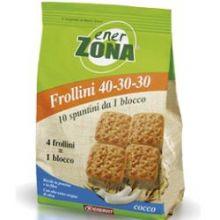 ENERZONA FROLLINI CON COCCO 250G Alimenti sostitutivi