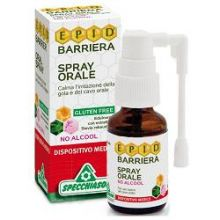 EPID BARRIERA SPRAY ORALE NO ALCOOL 15ML Prodotti per gola, bocca e labbra