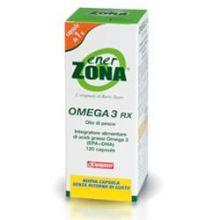 Enerzona Omega 3 Rx 120 + 48 Capsule Da 1g Omega 3, 6 e 9