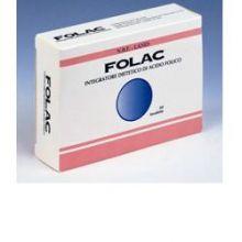 FOLAC 60 COMPRESSE Integratori per gravidanza e allattamento