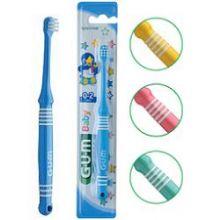 GUM BABY SPAZZOLINO PER BAMBINI DA 0 A 2 ANNI Igiene orale bambini