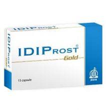 Idiprost Gold 15 Capsule Prostata e Riproduzione Maschile