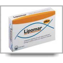 Lipomar Plus 30 Capsule Molli Omega 3, 6 e 9