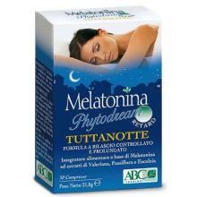 MELATONINA TUTTANOTTE RETARD Calmanti e sonno