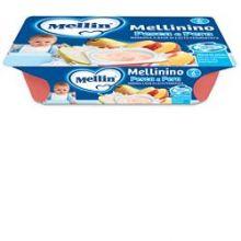 MELLININO MERENDA PER/PES6X60G Merende per bambini