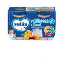 MELLIN MERENDA YOG ALB 2X120G Merende per bambini