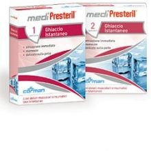 Medipresteril Ghiaccio Istantaneo 1 Pezzo Ghiaccio spray e borse del ghiaccio