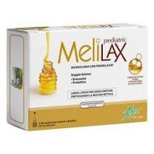 Melilax Pediatric 6 Microclismi Regolarità intestinale e problemi di stomaco