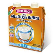 PLASMON LATTE ALTA DIGERIBILIT Latte per bambini