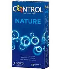 PROFILATTICI CONTROL NATURE 6 PEZZI Preservativi