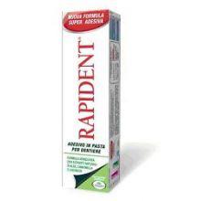 RAPIDENT PASTA ADESIVA 40G Prodotti per dentiere e protesi dentarie
