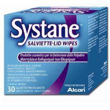 SYSTANE SALVIETTE 30PZ Detergenti e struccanti per occhi
