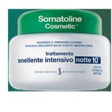 Somatoline Snellente Intensivo Notte 10 Creme