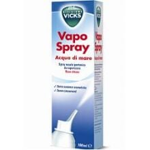 VICKS VAPOSPRAY IPERTON 100ML Lavaggi nasali