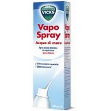 VICKS VAPOSPRAY ISOTON 100ML Lavaggi nasali