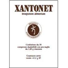 Xantonet 30 Compresse Fermenti lattici