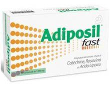 ADIPOSIL FAST 30 CAPSULE Altri alimenti