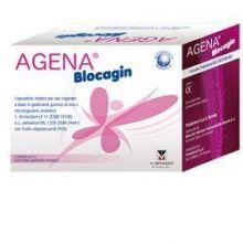 AGENA BLOCAGIN 5 FLACONI  + 5 BUSTE + 5 APPLICATORI Creme e gel vaginali