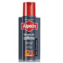 ALPECIN ENERGIZER SHAMPOO ALLA CAFFEINA 200ML Caduta capelli e ricrescita