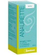 ANAURETTE SPRAY 30ML Spray per le orecchie