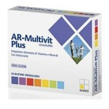 AR MULTIVIT PLUS 28 BUSTINE OROSOLUBILI Vitamine