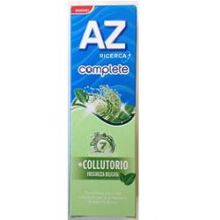 AZ COMPLETE FRESCHEZZA DELICATA 75ML+ COLLUTORIO Dentifrici