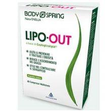 BODY SPRING NATURSNELLA LIPO OUT 60 COMPRESSE Controllo del peso